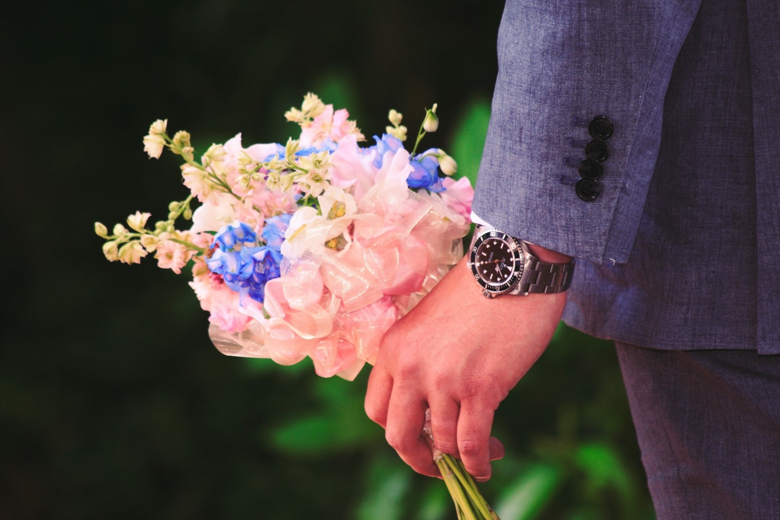 結婚への挨拶